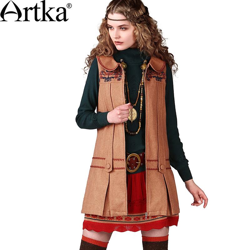 Autumn Fashion Women Artka Women 39 s Autumn Vintage