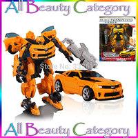 Bumblebee Optimus Prime Transformation Deformation Robots Original box Classic toys brinquedo juguete giocattoli for boy's gifts