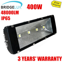 300W Bridgelux Brand led reflector led spotlight outdoor lighting 85-265V,>48000lm high bright,3 years warranty