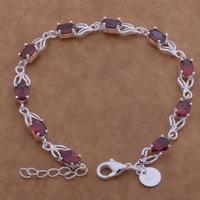 925 sterling silver bracelet, 925 sterling silver fashion jewelry  /ajgajana bvrakmya H350