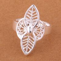 Wholesale 925 sterling silver ring, 925 silver fashion jewelry, fashion ring /aouajgba cbaaksha R587