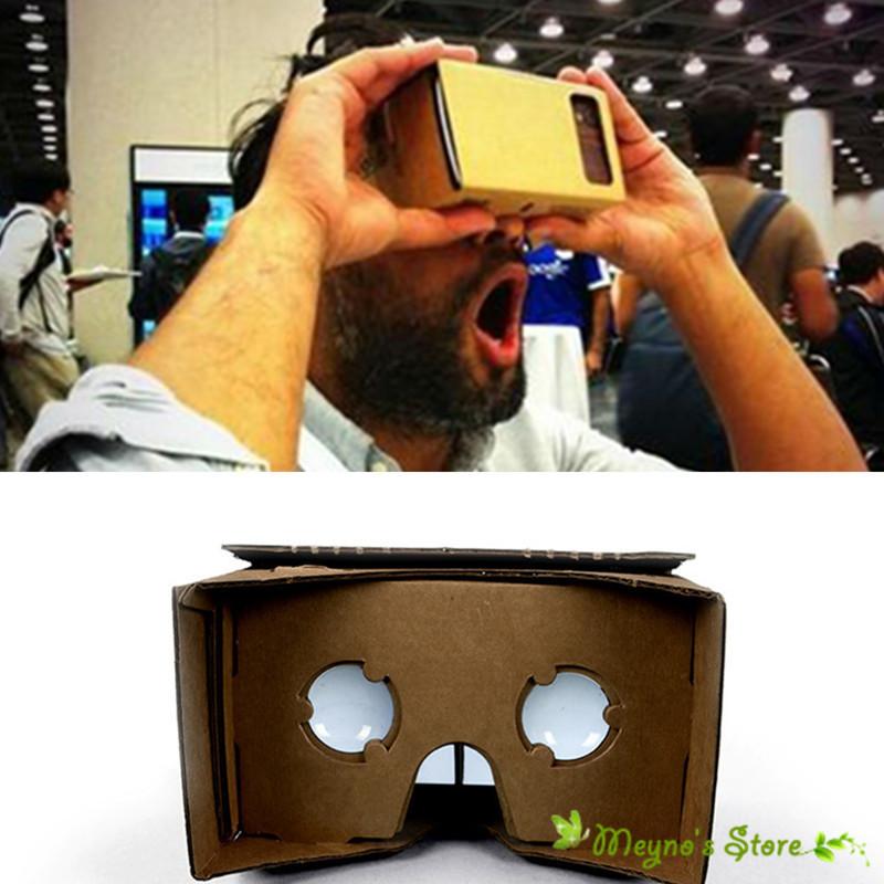 3D-очки OEM DIY Google VR 3D 3DGlasGG 3d очки oem google 3d vr hd 3d k0038