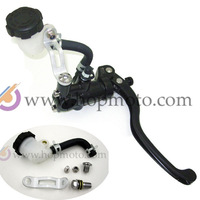 Pit Bike Brake Lever with Oil Cup and M10 review side mirror settle for refitting dirt bike Motorcross right handle grips