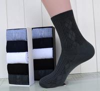 Man's Socks Plus Size 2014 New stockings basketball Bamboo Charcoal Fiber Socks Men's Casual/ Dress Socks 10pcs=5pairs Wholesale