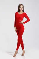 2014 ladies one piece seamless waist body underwear costume thermal underwear shapers 5 colors