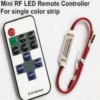 Led dimmer 12v for Led Single 5050/3528/5630/7020 Color Strip  or led bar light free shipping