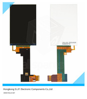 Original ST23i LCD for Sony ST23i Xperia Miro Cell Phone display screen (without touch panel) Free shipping