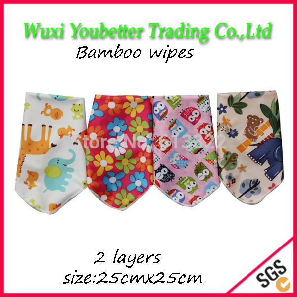 100% bamboo baby салфетки 25cmx25cm Детские