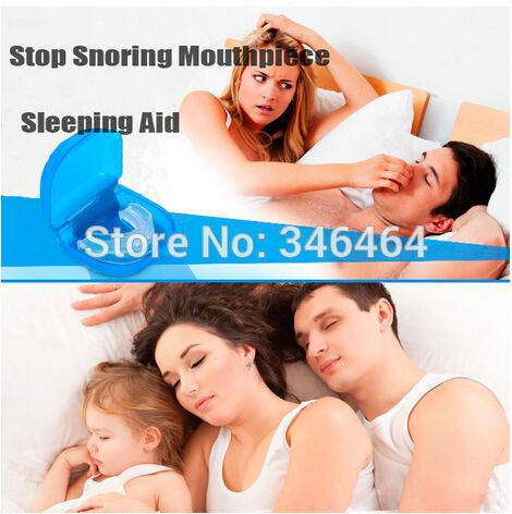 English Color Box 1pcs Magnets Silicone Snore Nose Clip Silicone Anti Snoring Aid Snore Stopper Nose