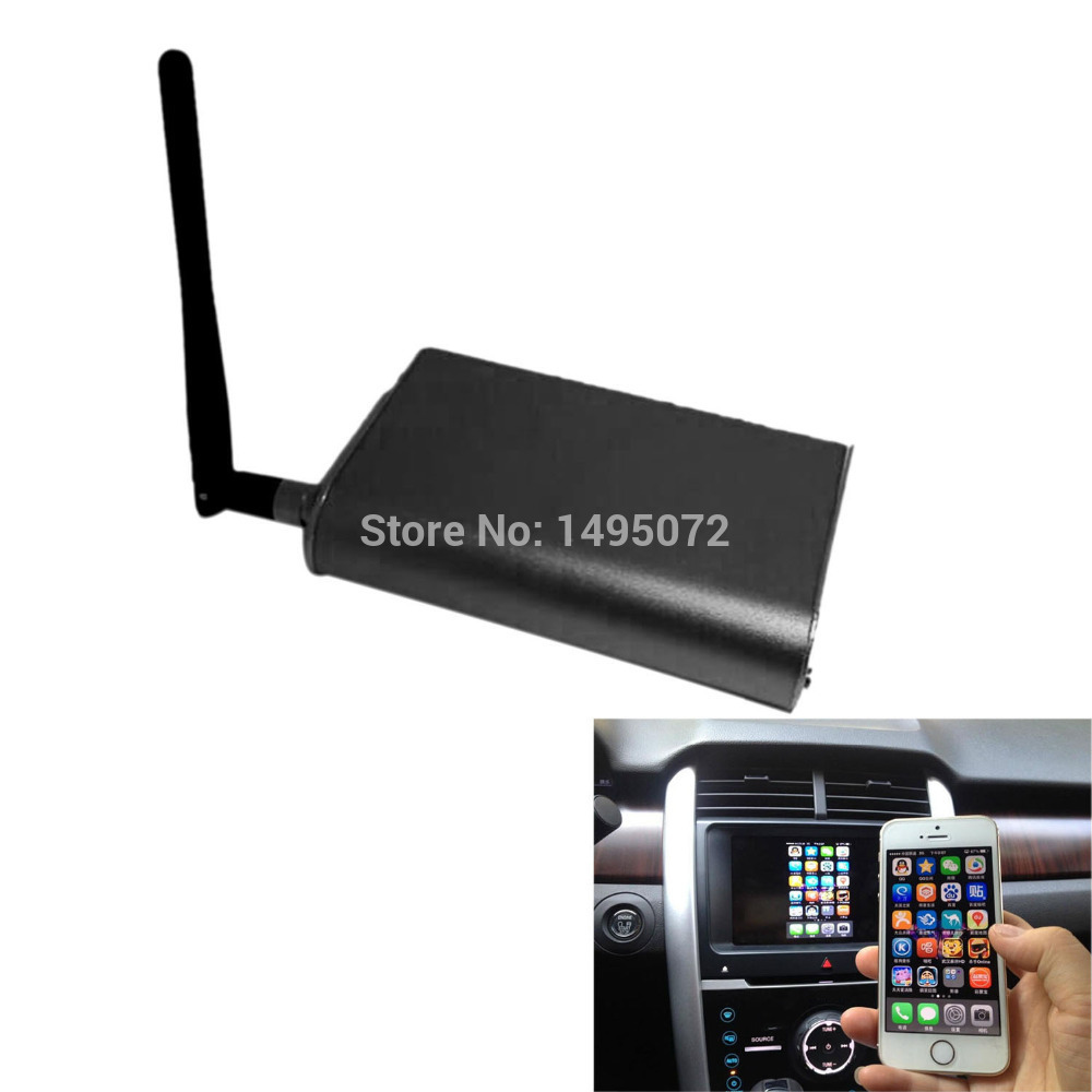 Car Wifi Mirabox Wireless Airplay Mirroring Miracast Dongle for iPhone Android(China (Mainland))