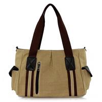 NEW Arrival Preppy Style Women's Handbag Shoulder Bag Classic Canvas College Student School Bags