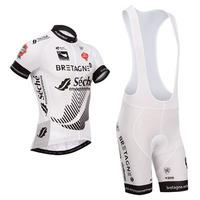 Netapp 2014 ciclismo white Jersey cycling jersey short sleeve cycling clothing men Cycling wear+bib shorts sets-M125