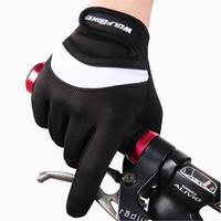 Winter Outdoor Full finger Gloves Cycling Road Mountain Cycling Motocross Riding Dirt Bike BMX Cycling Biking Gloves