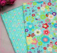 141023200, 50cm*150cm 2 color mix Cartoon Series cotton fabric, diy handmade patchwork cotton fabric home textile Free shipping