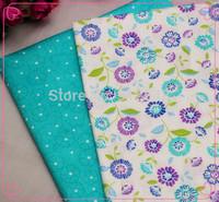 141023209, 50cm*150cm 2 color mix Cartoon Series cotton fabric, diy handmade patchwork cotton fabric home textile Free shipping