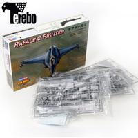 Fighter model resin assembling model aircraft model