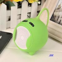 Cartoon speaker TF card subwoofer 10M transfer small gift bluetooth speaker