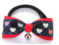 High quality pet bow ties Dog tie pet accessories pet necklace Multicolor optional