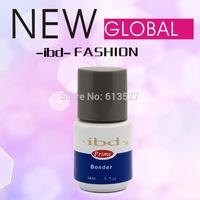 3pcs Nail Art Salon Systerm IBD Bonder UV Nail Top gel Primer 0.5oz 14ml FreeShipping