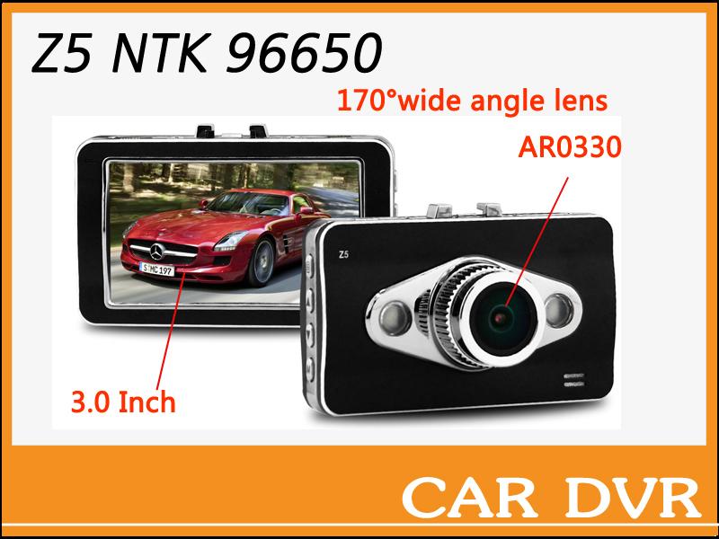 Автомобильный видеорегистратор HANS Z5 96650 FHD 1080P 30 FPS 2,7/tft S h.264