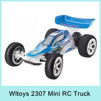 Amazing Price Wltoys WL 2307 High Speed Mini RC Car 20-30km/hour Super Remote Control RC Car Radio Dirt Bike NEW 2014