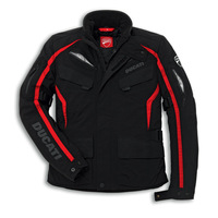 New Du ca ti fabric jacket Tour 14 Rev'it jacket , winter enduro racing jacket with 5pcs protector and Removeable Lining