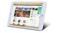 Pipo W4 WIFI 16GB WIN8 Tablet PC 8 inch Intel quad core Z3735G 1GB+16GB 8 inch IPS screen 4500mAh  HDMI OTG BT Dual Camearas DHL