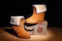 Free Shipping 2014 Newest Fashion Women's Winter Snow Boots size us5-9
