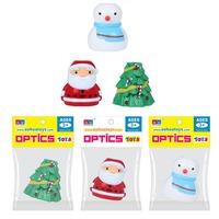 2014 new Christmas kaleidoscope fancy originality plastic toy export trade kaleidoscope for children Christmas gift