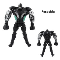 Free Shipping Promotion 1pcs Real Steel Zeus Toy 11.5cm