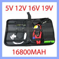 12V 16800mAh Car Jump Starter Emergency Car Battery Charger Power Bank