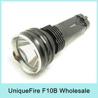 X4 UniqueFire UF-F10B Cree XM-L U2 LED Flashlight 1000LM 5-Mode 18650 Torch Light Lamp For Hiking Camping NEW Wholesale 2014