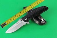Free shipping New G10 Handle 440C Steel Pocket Folding Knife GB9-908