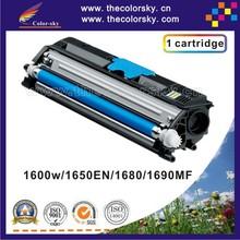 (TCM-1600) compatible toner printer cartridge for MINOLTA 1600w 1650EN 1680 1690MF AOV301H AOV30GH AOV30AH AOV305H kcmy 2.5/2.5k