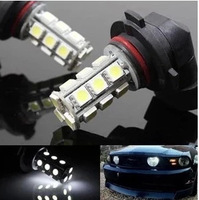 Free shipping auto LED lamp 9006 5050 refit the front fog lamps LED fog lamp fog light 18