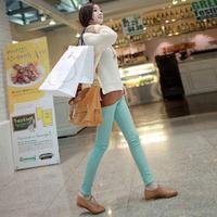 pencil pants female 2014 casual pants skinny pants