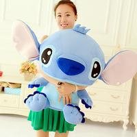 yangzi-107   Anime plush toy doll doll birthday queen Lilo & Stitch  Free Shipping