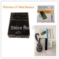 2014 hot selling Mini Wireless Router WIFI Lan Broadband / Internet Fast 300Mbps 11N 802.11b/g/n