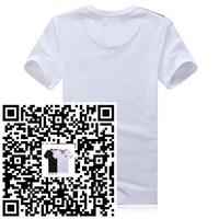 Men's Short sleeve T-shirt male hot new men leisure men's lapel pure cotton t-shirts men's apparel Free Shipping