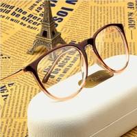 I-bright wholesale 5pcs/lot men/women retro brand design 4147 erika myopia glasses frame plain mirror prescription eyeglasses