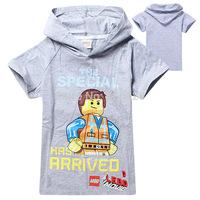 Lego Star Wars Movie Indiana Jones T-Shirt Kids cartoon tee Children For Summer Clothing roupa infantil New 2014
