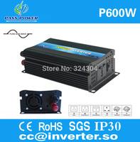 CE &ROHS &SGS &GMC Approved, 600W Pure Sine Wave Solar Mini Inverter