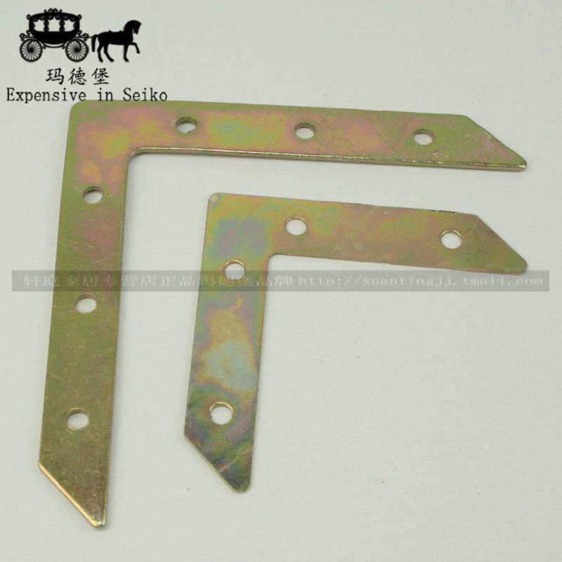 Fort Madeleine madeb90 degree angle iron laminates care boxer yard furniture fittings Furniture Gadgets(China (Mainland))
