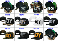 Wholesale hats and hats brand snapback hats 5pcs lot Fashion female and Male Hip hop Sport snapback caps Mix order free shipping