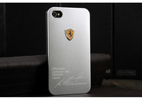 2pcs/lot Hot! Metal Back Shell Case for iphone 5  5s Sport Car Matte Aluminum Phone Cover Cases for iPhone5 Luxury Metal Texture