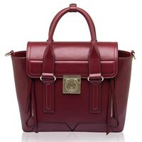 2015 New Women Leather Handbag Fashion Women Messenger Bags Genuine Leather Bag Vintage Shoulder Bag Crossbody Bag Tote Bolsas
