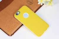 New accessories fundas multicolor original cases ultra thin soft dual Color TPU Case protect phone cover para for iPhone 6 4.7