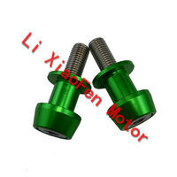 Motorcycle Part CNC Quality Universal Swingarm Stand Spools Slider For XJ6 DIVERSION ABS R6S EUROPE VERSION 6MM