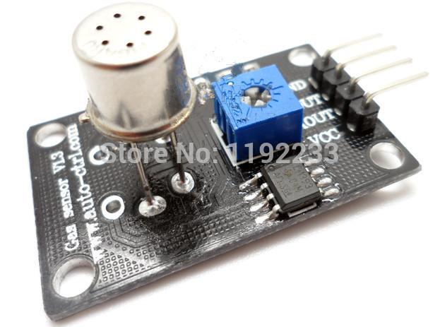 5pcs lot TGS2600 Smoke Cooking Gas Detection Sensor Module