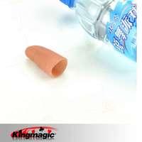 2014 Newcome Finger Into The Bottle Factory Direct Cute Magic Props Silicone Liu Qian Magic Free Shipping